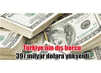 Türkiye'nin 400 milyar dolar borcu var ama bu borcun kime ve nereye olduğu bilinmiyor