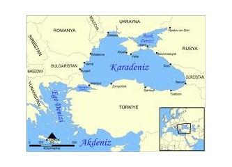Karadeniz'e ve Akdeniz'e neden Karadeniz ve Akdeniz denilmiş?