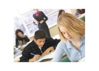 Sınav amaçlı eğitim
