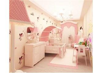 Bebek odası düzenlerken dikkat !