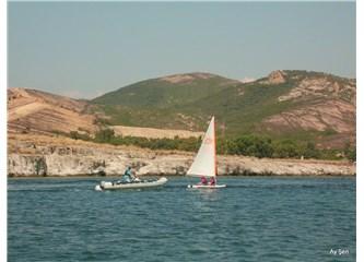 Geziyorum... Eski Foça, Atatürk Adası, Siren Kayalıkları