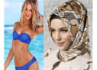 Kur'an'da başörtüsü değil, göğüs örtüsü geçer…