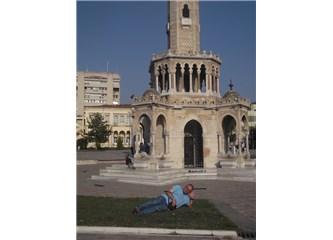 Blog 35, plakaya geldik Sevgili İzmir !...
