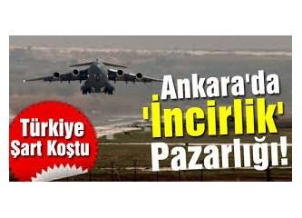 Türkiye, Suriye, IŞİD ve PYD konusunda bastırıyor; ABD, Türkiye'nin şartlarını kabul etmek zorunda..