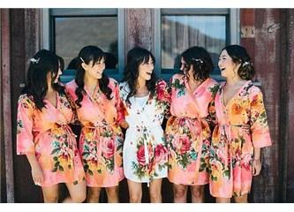 Yeni Trend: Kimono Elbise