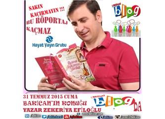 Zekeriya Efiloğlu ile Röportaj