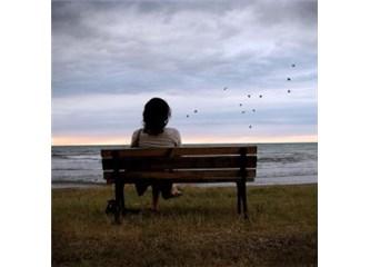 Yalnızlık ruhumun gölgesi