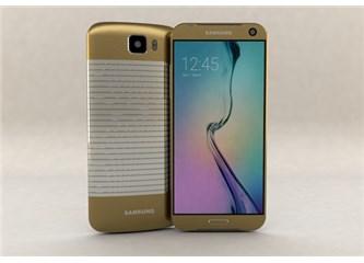 Teknoloji devi Samsung, Galaxy S7 için düğmeye bastı!