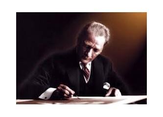Atatürk bir kamil insandı