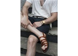 SS15 Erkek Modasında Sandalet