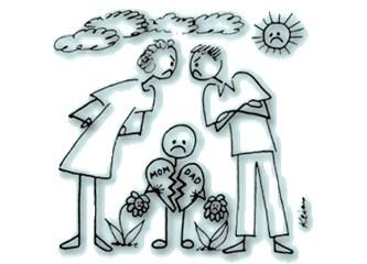 Boşanan çiftler; çocuğunuzun yarısı anne diğer yarısı babadır, birbirinizi kötülemeyin!