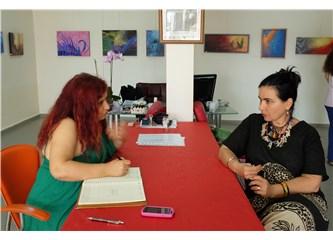 Tuzla Belediyesi Sanat Galerisinde Hülya Dartar Barış ile...
