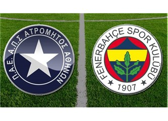 Teknik Analiz: Atromitos - Fenerbahçe 20.08.2015
