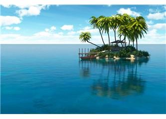 Kendime ait bir cennet istiyorum…