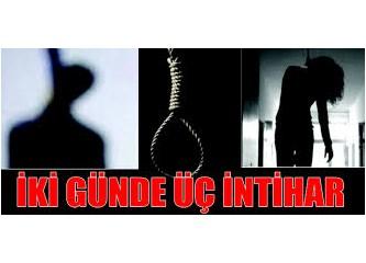 İzmir Güzelbahçe Yelki'ye düşen intihar ateşi...
