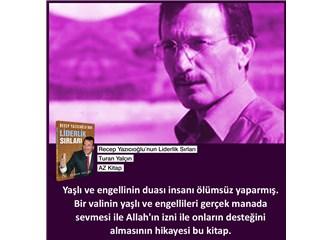 Denizli  Deda  Haber  Sitesinde benimle yapılmış Recep Yazıcıoğlu  söyleşisi