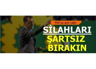 PKK'ya çağrıyı kim yapacak?