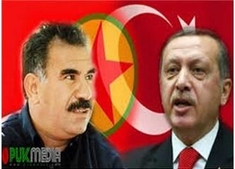 Başkanlık sistemine geçmeyi isteyen Öcalan'dır!