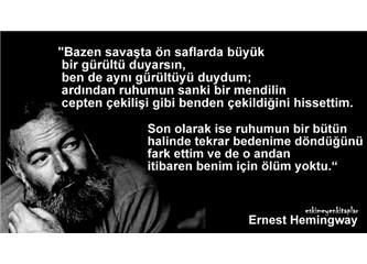 Cesur Yürek Ernest Hemingway