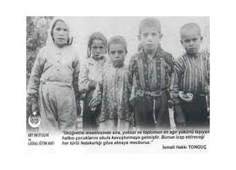 Millet Mekteplerinden Köy Enstitülerine---Ötekilerin hikayesi (ikinci bölüm)