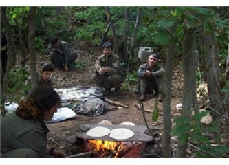 PKK'lı teröristlerin dağdaki ömrü, ancak 3 ila 7 yıldır... Sonrası ölüm