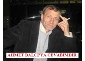 Hz. Mehdi ile ilgili yazı yazan Ahmet Balcı'ya cevap veriyorum