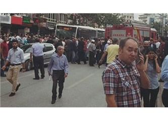 Ankara'nın freni patladı..