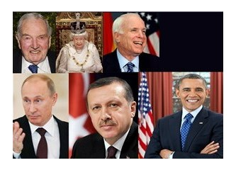Putin, Erdoğan ve Obama üçlüsü İlüminati Piramitine karşı ittifakı bozdu mu?