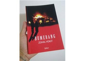 """Kitabım""""Bumerang"""" çıktı. Onu neden yazdım?"""