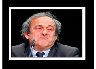 UEFA kükredi: Michel Platini'yi yedirtmeyiz!.