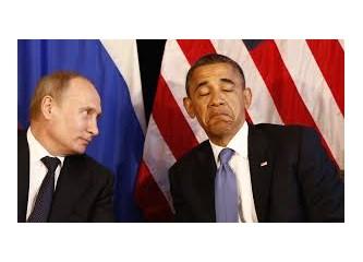 Kendi insansız hava aracımızı kendi uçaklarımıza düşürten Putin, Obama, IŞİD, PKK, Esad işbirliğidir