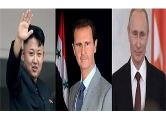 Suriye yönetimi talep ederse, Kuzey Kore de yardıma koşar