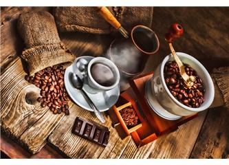 Ne Keyifli İçeceksin Sen Kahve...