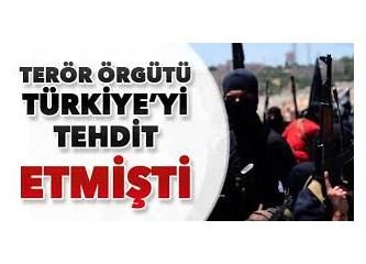 """Neden Türkiye'nin de bir """"terör örgütü"""" olmasın?"""