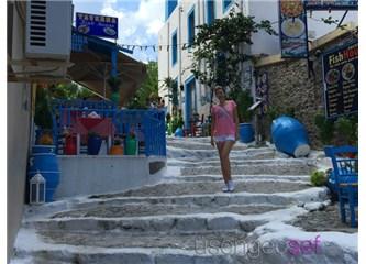 40 Euro'yla Yunan Adası nasıl gezilir? :)