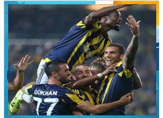 1-0 oldu, Fenerbahçe'nin oldu