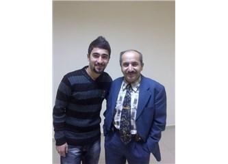 Gümüşhane Üniversitesi öğretim üyesi  Aydın Kıvanç ile...