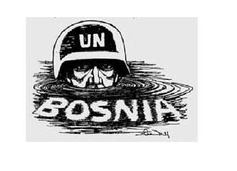 """Silah Tüccarları'nın """"Barış""""tan sorumlu olduğu dünya: 70.yılında BM'nin """"mavisi"""" kırmızıya dönerken."""