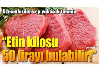 Türkiye'de et fiyatları insanlar et yemedikleri için pahalı