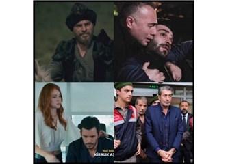 Geçen Hafta (26 Ekim - 01 Kasım 2015) en çok izlenen diziler!