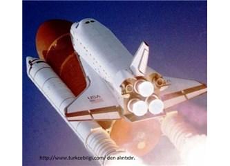 Somali uzaya Mekik atıyor.