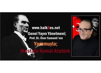 Ölümsüzlüğünün 77. yılında Mustafa Kemal Atatürk (İsteyenine Anma Günü Konuşma Metni)