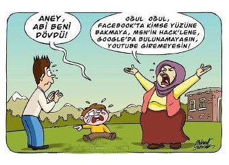 İlenç yüklü Türküler