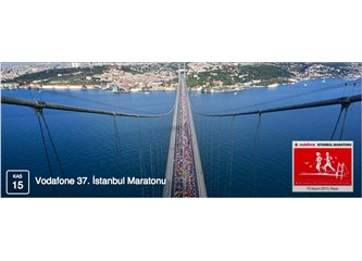 15 Kasım Avrasya Maratonu Yardımseverlik Koşusu