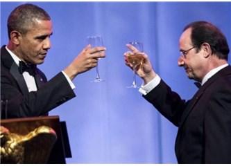 Amerikan ve Fransız derin devletleri Paris'teki terör saldırısından nasıl kazançlı çıkıyor?