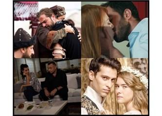 Geçen Hafta (09 - 15 Kasım 2015) en çok izlenen diziler!
