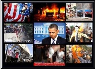 İkiz kulelere karşı Irak, Beyaz Saray'a karşı Suriye!