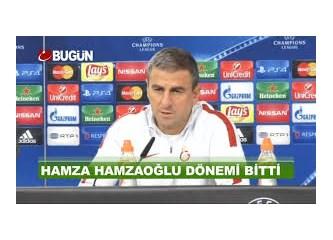 Hamza Hamzaoğlu' nu Kim Gönderdi?