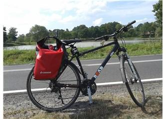 Bisiklet sırtında Avrupa: Kalwaria Zebrzydowska - Tychy (3)