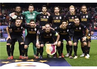 Madrid'de Ruhsuz Bir Galatasaray